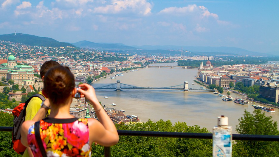 Découvrez la citadelle de Budapest
