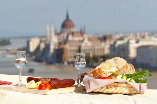 La Hongrie, réputée pour sa gastronomie !
