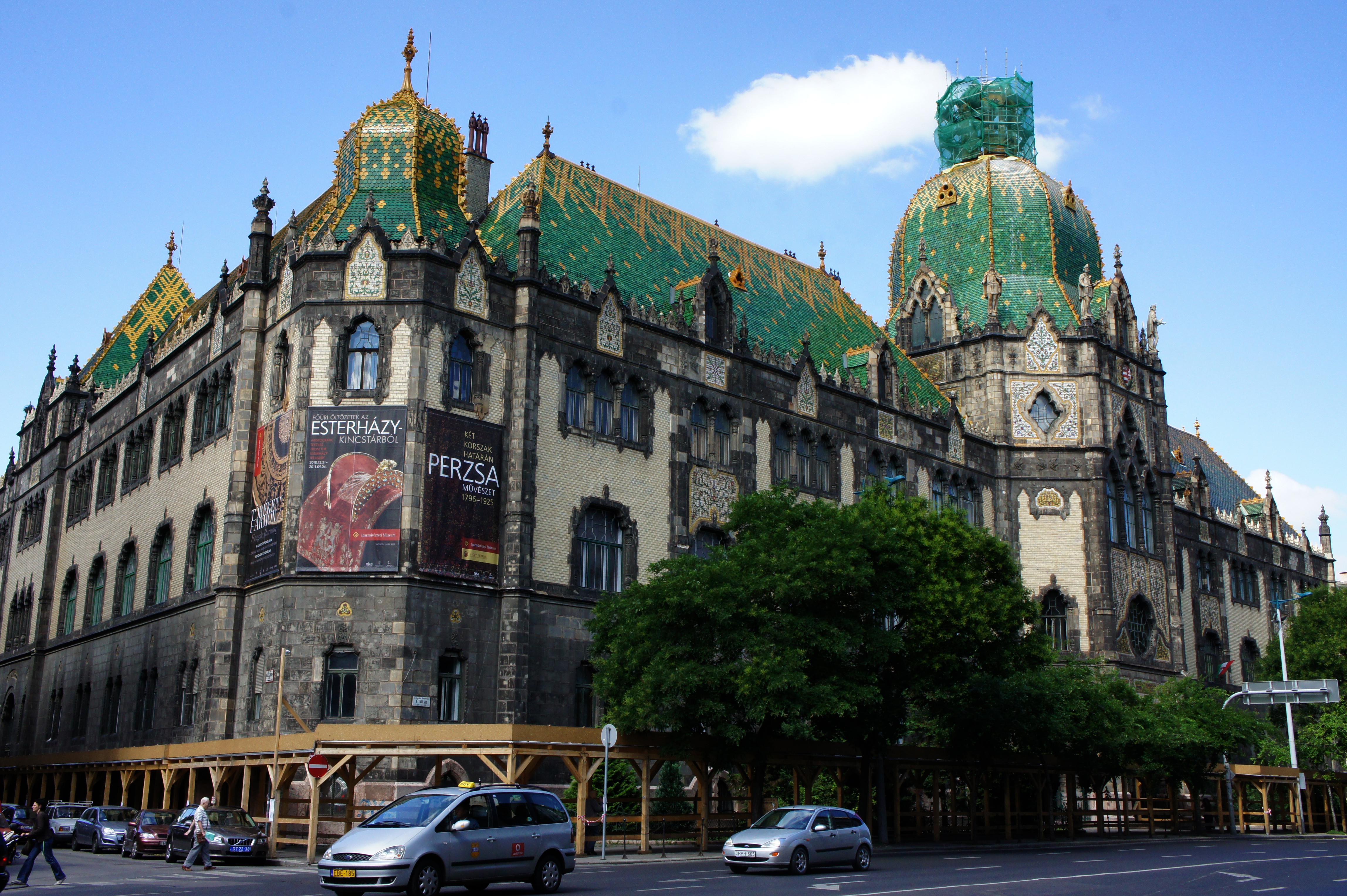 D couvrez les mus es de budapest blog - Le musee des arts decoratifs ...